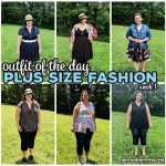Plus Size Fashion OOTD – Week 1
